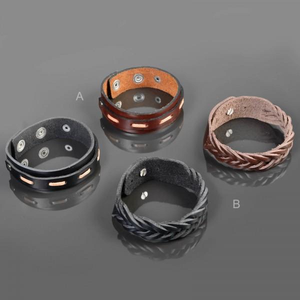 Surfer Armband Lederarmband Herren Armband Leder Damen Armband LB44